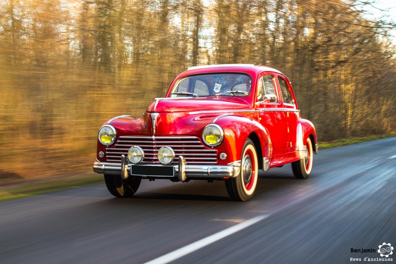 Le site des passionné(e)s de la 203 Peugeot